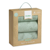 The Little Green Sheep Wild Cotton Organic Bedding Set Crib