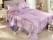 Printing Sheets Single Ice Silk Seats Three Sets Of Water Can Be Washed Summer Mats Bedding,F