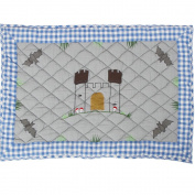 Small Knights Castle Floor Quilt
