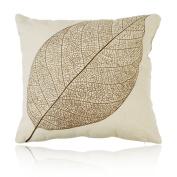 MA-on Vintage Cotton Linen Pillow Cover Pillow Slip Case