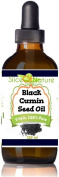 Slice Of Nature Virgin Black Cumin Seed Oil -Nigella Sativa -Unrefined Cold Pressed 120mls