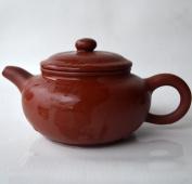 Teapot 4.5oz/138ml Yixing little teapot Zisha tea mini fanggu classic style small pots