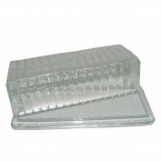 Kitchen Collection Plastic Butter Dish-01574