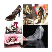 DEESEE(TM) 3D High Heel Shoe Chocolate Mould Candy Cake Jelly Mould Wedding Decorating DIY