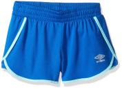 Umbro Girls Extra Time Shorts