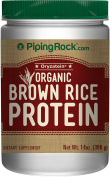 Piping Rock OryzateinOrganic Brown Rice Protein 410ml (396 g) Bottle Dietary Supplement