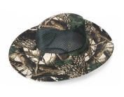 Westeng 1PC Adult fashionable Outdoor Camouflage Maple leaf mesh cap Camping Jungle Hat Fishing Hat