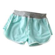 Aritone Fashion Woman Shorts Leisure Sports Fashion Open Beach Pants