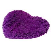 SMYTShop Non-slip MatsSoft Shaggy Non Slip Absorbent Bath Mat Bathroom Shower Rugs Carpet