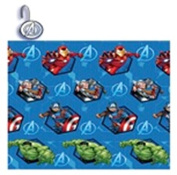 13pc Disney Avengers Iron Man Clubhouse Shower Curtain and Hooks Set