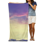Macevoy Colourful Adult Good Super Absorbent Beach Towels On The Beach 80cm130cm