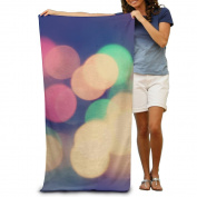 Macevoy Colourful Adult Cute Super Absorbent Beach Towels On The Beach 80cm130cm