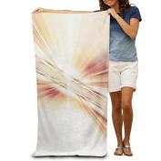 Macevoy Colourful Adult Cute Super Absorbent Towel In Beach On The Beach 80cm130cm