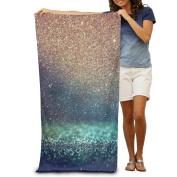 Macevoy Colourful Sky Adult Beautiful Super Absorbent Beach Towels On The Beach 80cm130cm