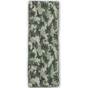 Camouflage Foldable Non Slip Absorbent Yoga Towel Ideal For Hot Yoga Bikram Ashtanga Pilates