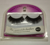 Labeaute London Reusable Lashes Adhesive Included #A-27