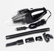 RIRI 12V Car Vacuum Cleaner Dry / Wet Strong Suction 120W