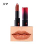 Wishwin 8 Colours Moisturising Lipstick Long Lasting Lip Gloss Beauty Makeup