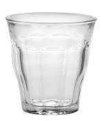 Duralex Picardie 1026AC04 Set of 4 Glass Tumblers Transparent 22 cl