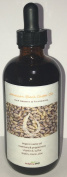 Organic Jamican Black Castor Oil in Glass Droper Unrefine with Rosemary & Peppermint for Hair Growth and Thinning Hair - 120ml