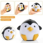 Creazy Cute Penguin Squeeze Stretch Soft Slow Rising Restore Fun Toy Gift