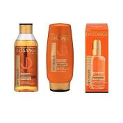 Dessange Oleo Miracle Replenishing Shampoo, Conditioner and Oil Set