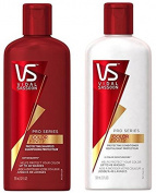 Vidal Sassoon ColorFinity Conditioner and Shampoo, 12 Fluid Ounce