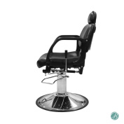 Beauty Salon Styling Chair MILLER BLACK All Purpose Salon Furniture and Barber Chairs