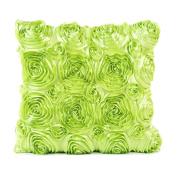Pillow Cover,Voberry Sofa Bed Waist Rose Shape Pillow Cushion Cover Case Home Decor