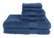 Revere Mills Boutique 6pc Bath Set, Teal