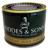 Fiddes Supreme Wax Polish FIDDES CLEAR Fiddes and Sons Supreme Wax Polish, 400 mL