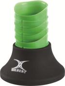 Gilbert Telescopic Rugby Sports Ball Kicking Tee Black/green