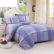 winter warm-keeping quilt cover/grind printed quilt /Simple pure cotton quilt cover-O 220240cm