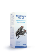 Extasialand Cantharis Fly Extra Strong 30 ml stimulate the lust in a unique way and provide additional sexual energy for both of you