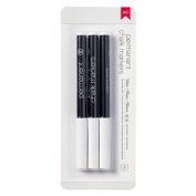 American Crafts White Chalk Marker Set 3 Pc