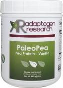 PaleoPea, Pea Protein 450 grammes - Vanilla