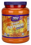 NOW Sports Organic Pea Protein Powder, 0.7kg