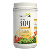 Naturade 100% Soy Protein Booster, Natural Flavour, 880mls