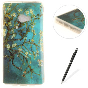XiaoMi Note 2 Case,MAGQI Shockproof Soft Ultra Thin Gel TPU Bumper Cover Premium Vintage Series Design [IMD Technology] Drop Protection Anti-Scratch Protector with Flexible Silikone Rubber Skin Back Case Lightweight Plastic Jelly Shell Perfect Fit for ..