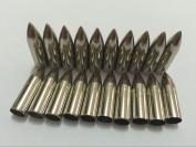 Jiexi Hwyp Glass fibre Arrow Field Points 80gr Arrow Points for ID 8.0mm Arrows Pack of 50