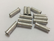 Jiexi Hwyp Archery Arrow Inserts Arrow Connectors for ID 6.2mm Arrow Pack of 50