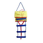 Rescue ladder with the lengths 940, 1140 or 1340 mm, by Osculati