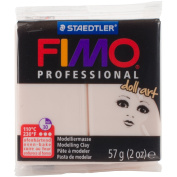 Fimo Professional Doll Art Clay 60ml-Transulcent Rose