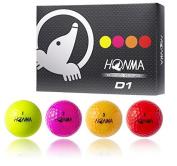 HONMA GOLF JAPAN 3DZN colour BALL SET 36 balls