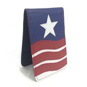 Sunfish Scorecard + Yardage Book Holder - The Patriot