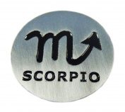 NEW EVERGOLF Zodiac Sign Scorpio Metal Golf Ball Marker