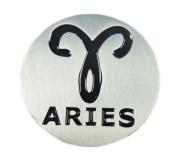 NEW EVERGOLF Zodiac Sign Aries Metal Golf Ball Marker
