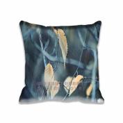 Square 50cm x 50cm Zippered Armenia, Autumn Leaf Pillowcases Digital Print Adults Kids Cushion Covers