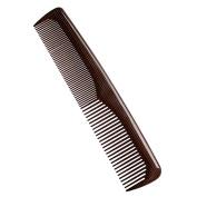2 in 1 Brown Haircut Hair Salon Stylist Comb Brush
