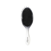 Studio Dry Wet And Dry Detangling Shower Brush, Black Ombre